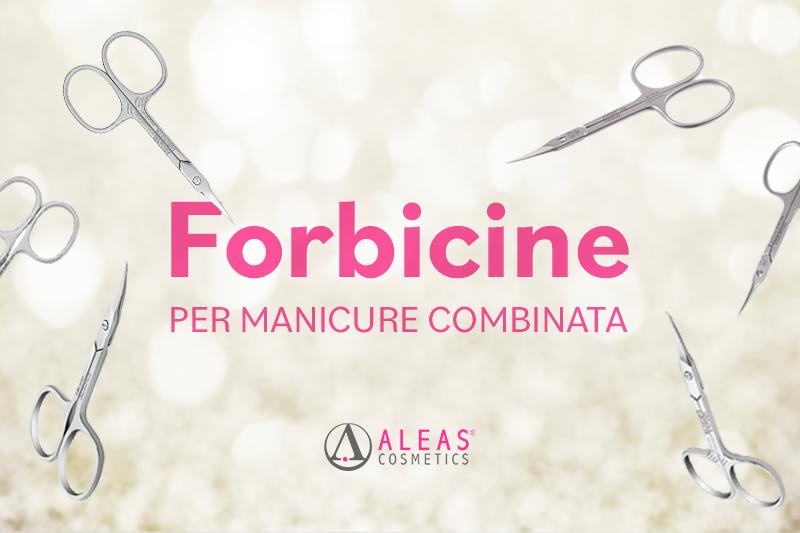 Forbici Manicure Combinata