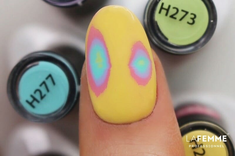 Unghie per Pasqua - Jawbreaker Nail Art