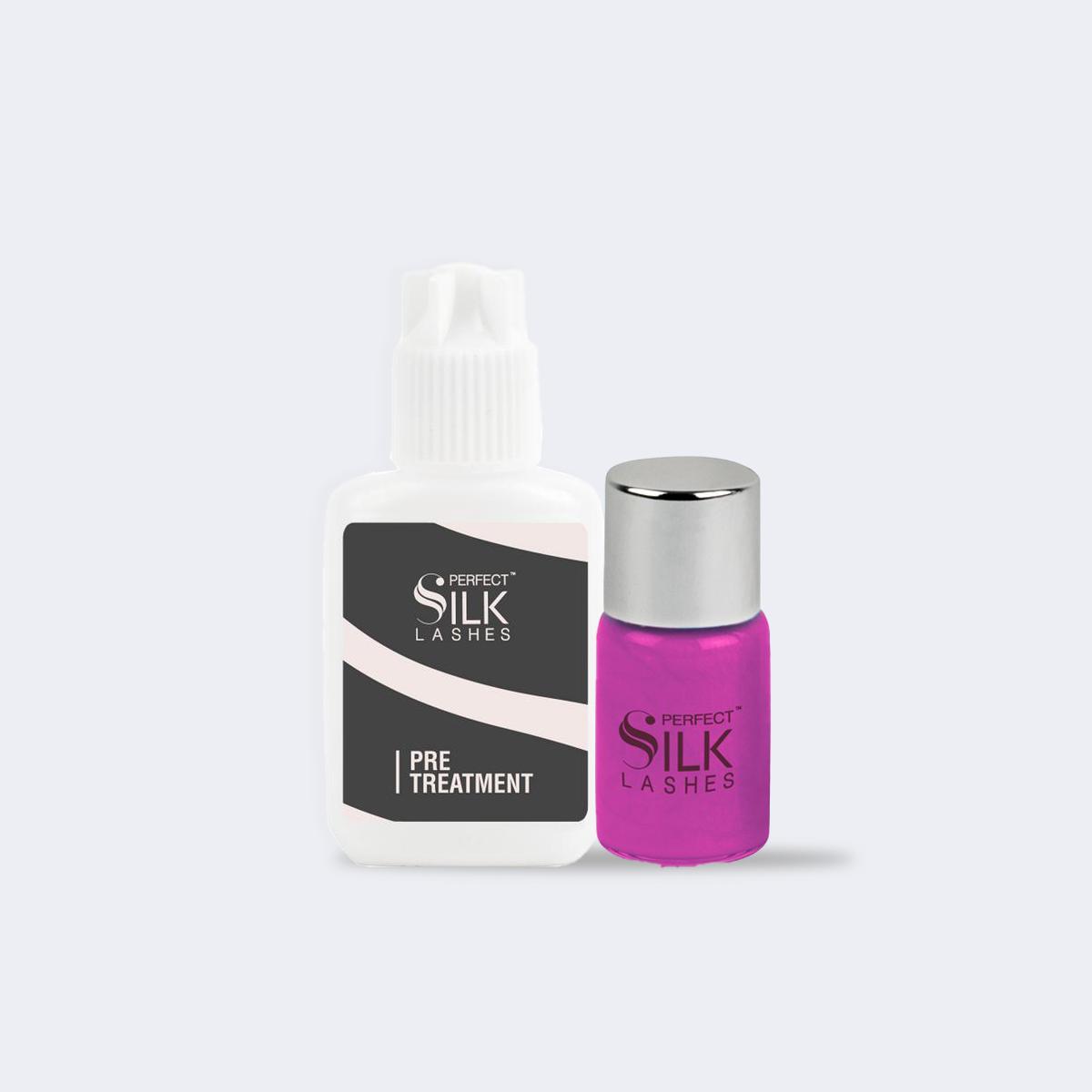 laminazione e permanente ciglia perfect silk lashes