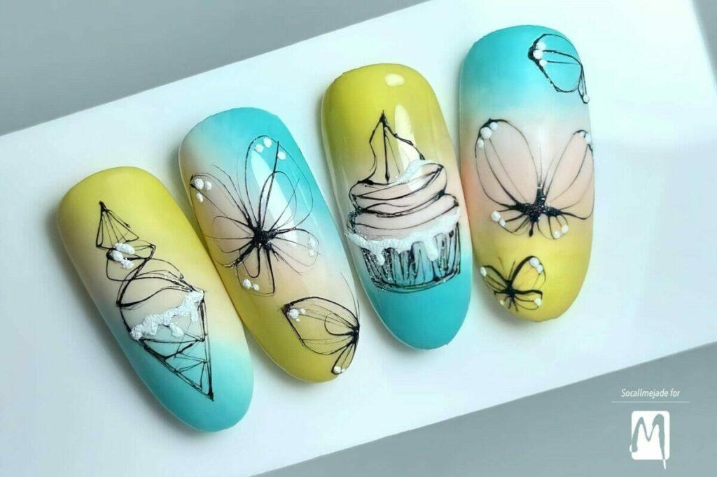 Spider Gel Moyra - Aleas Cosmetics